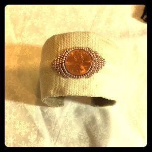 Handmade Cuff Bracelet